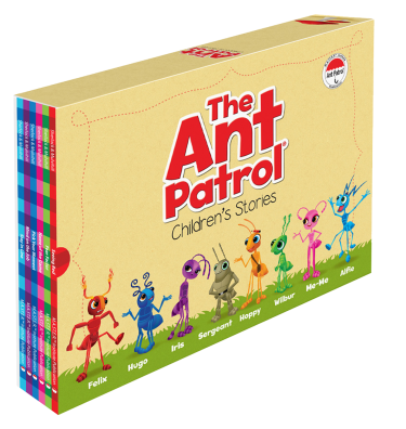 The Ant Patrol series by The MASTER Institute