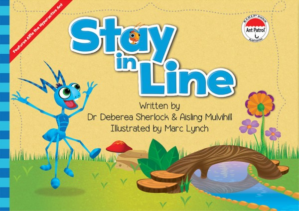 The Ant Patrol® - Stay in Line