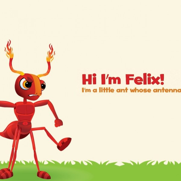 Hi I'm Felix!