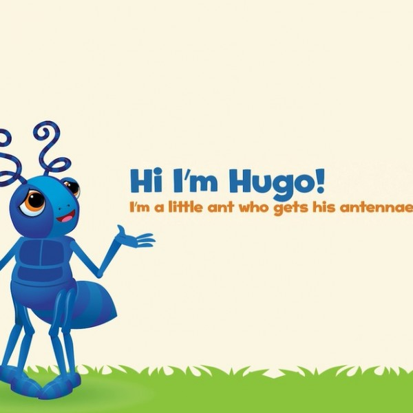 Hi I'm Hugo!
