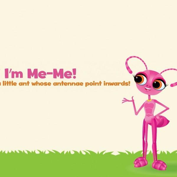 Hi I'm Me-Me!