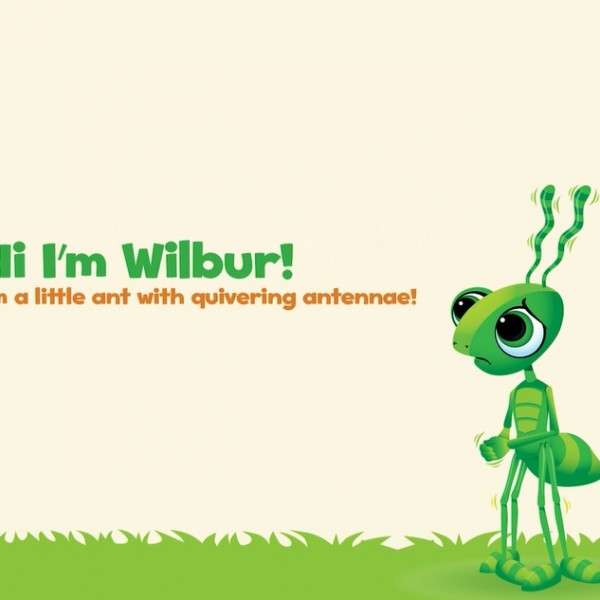 Hi I'm Wilbur!