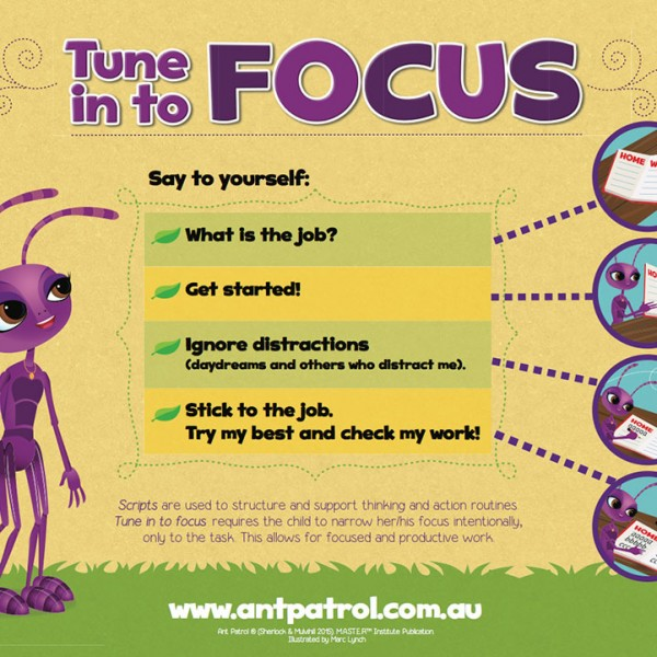 Tune In To Focus