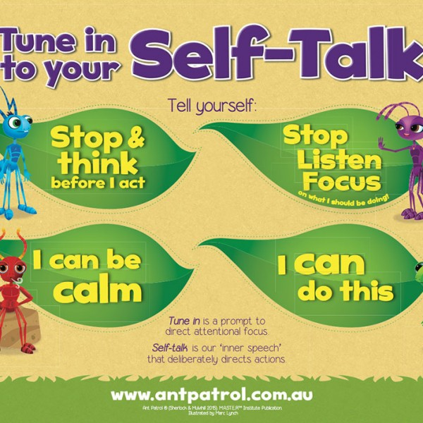 Tune In To Your Self-Talk