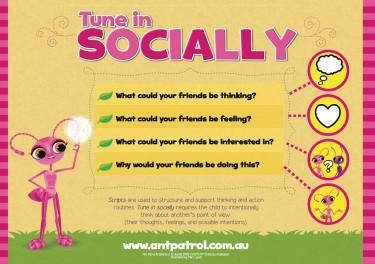 Tune In Socially