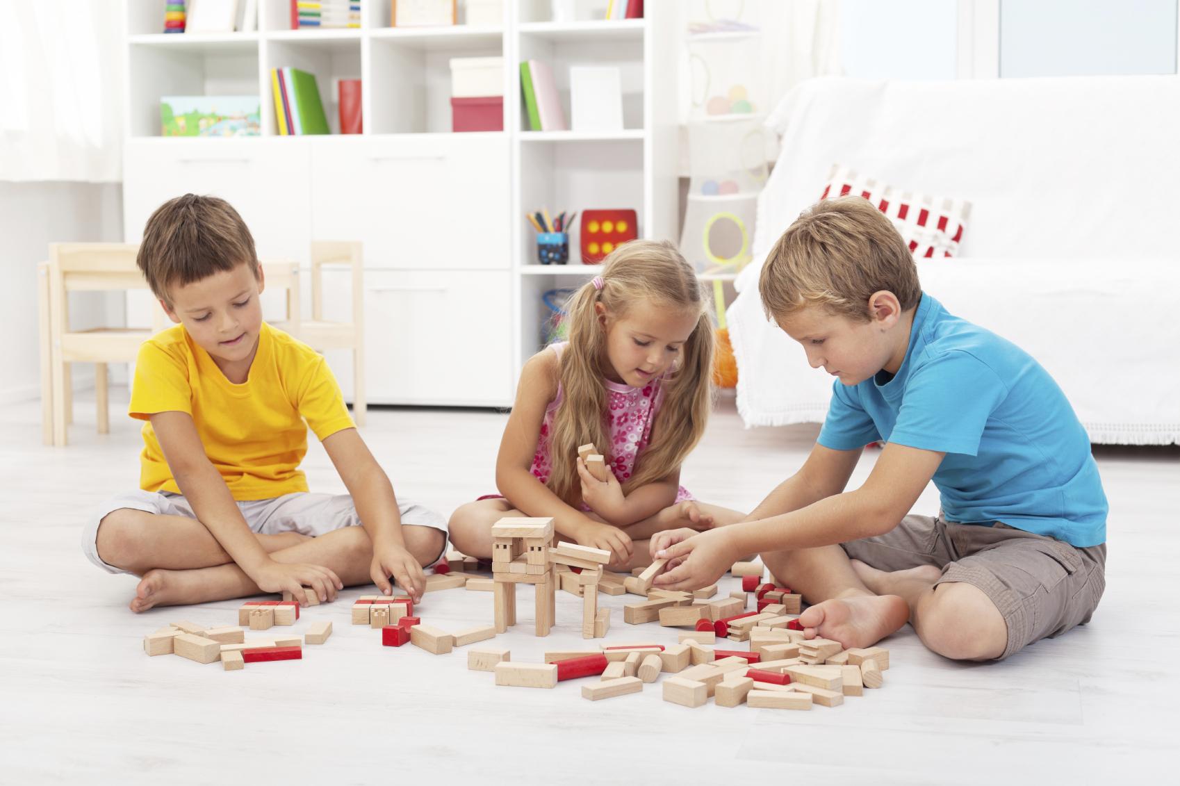 Building Friendship Skills Birth To 7years